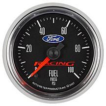 "Ford Racing Fuel Pressure Gauge - 2 1/16"" - Stepper"