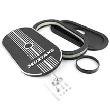 Ford Racing  Mustang Oval Mustang Air Cleaner Kit M-9600-K302