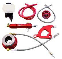 Mustang Hydraulic Clutch Conversion Kit T-5/TR3550/TKO (82-04)