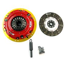 "Mustang McLeod 11"" RST Twin Disc Clutch Kit 10 Spline (01-04)"