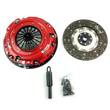 "Mustang McLeod 10.5"" RST Twin Disc Clutch Kit 10 Spline (86-00)"