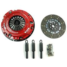 "Mustang McLeod 10.5"" RST Twin Disc Clutch Kit 26 Spline (86-00)"