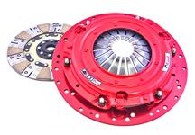 "Mustang McLeod RXT Twin Disc Clutch Kit - 11"" - 10 Spline (99-10) 4.6"