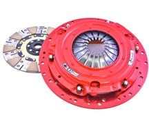 "Mustang McLeod RXT Dual Disc Clutch Kit - 11"" - 26 Spline (99-10)"