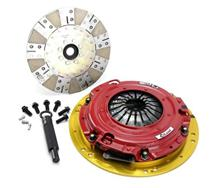 Mustang Mcleod RXT Twin Disk Clutch Kit (15-17) 5.0