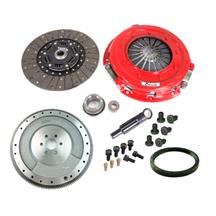 "Mustang McLeod Street Level Master Clutch Kit - 10.5"" - 10 Spline (82-93) 5.0"