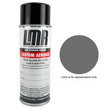 Mustang Smoke Gray Interior Paint (87-89)