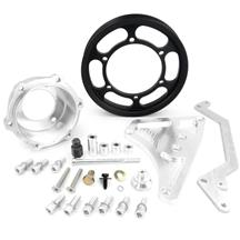Metco Mustang Interchangeable Crank Pulley Kit W/ 4 Lb Ring (03-04) Cobra ICPCOBRA1 4LB