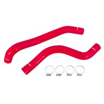 Mustang Mishimoto EcoBoost Silicone Radiator Hose Kit  Red (15-17)