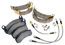 Mustang Maximum Motorsports  Brake Upgrade Package (87-93)
