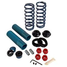 "Mustang Maximum Motorsports Rear Coilover Kit - 10"" 200lb  - Koni (79-04)"