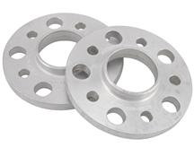 "Mustang Maximum Motorsports  1/2"" Hubcentric Wheel Spacers, Pair (94-14)"