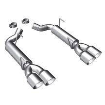 Mustang Magnaflow Competition Series Quad Tip Axle Back Exhaust Kit (2010) 4.6