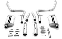 Mustang Magnaflow IRS Cat Back Exhaust System Stainless Steel (99-04)