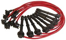 MSD Mustang Super Conductor Spark Plug Wires Red (96-98) 4.6 4V 32219