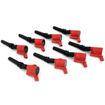 Mustang MSD 4.6L 2V Coil Packs Red (99-04)