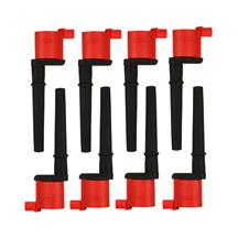 MSD Mustang 4V Coil Packs Red (99-14) 82448