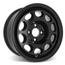 Mustang 10-Hole Wheel - 15x7  - Black (79-93)