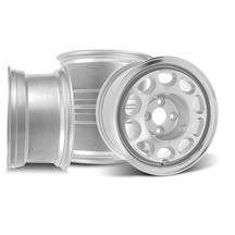 Mustang 10-Hole Wheel Kit - 15x7  - Machined (79-93)