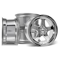 Mustang SVE Saleen SC Style Wheel Kit Chrome (94-04)