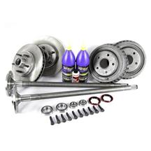 Mustang 5-Lug Conversion Kit - 31 Spline Axles (87-93)