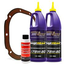 "Royal Purple Mustang 8.8"" Rear Differential Fluid & Seal Kit  (86-04)"