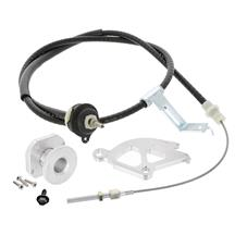 Mustang Adjustable Clutch Cable Kit (82-04) 5.0/3.8