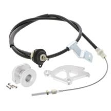 SVE Mustang Adjustable Clutch Cable Kit (96-04) 4.6