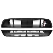 Mustang California Special Upper and Lower Grille Kit (13-14)