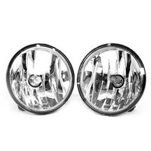 Mustang Clear Fog Lights (07-14)