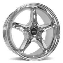 Mustang SVE Cobra R Wheel - 17X9  - Chrome (94-04)