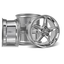 Mustang Cobra R Wheel Kit - 17x9 Chrome (94-04)