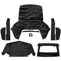Mustang Convertible Top Kit - Black (83-90)