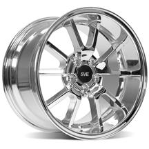 Mustang SVE FR500 Wheel - 17X10.5  - Chrome (94-04)