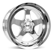 Mustang SVE Saleen SC Style Wheel - 17x10 Chrome (94-04)