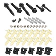 Mustang Door Panel Hardware Kit (81-86)