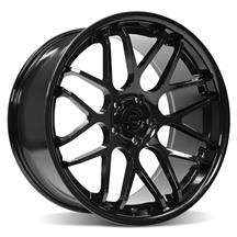 Mustang Downforce Wheel - 20x10  - Gloss Black (05-19)