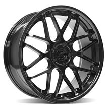 Mustang Downforce Wheel - 20x8.5  - Gloss Black (05-20)