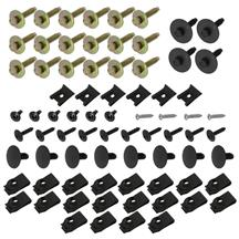 Mustang Fender Hardware Kit - 76 Piece (86-93)