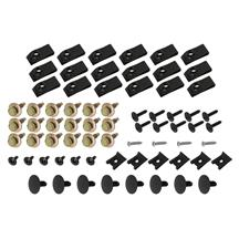 Mustang Fender Hardware Kit - 78 Piece (79-85)