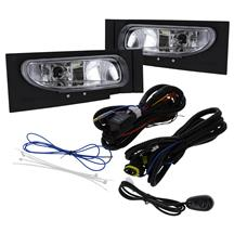 Mustang Fog Light Kit  - Clear (94-98)
