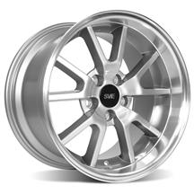 Mustang SVE FR500 Wheel - 17X10.5 Anthracite (94-04)