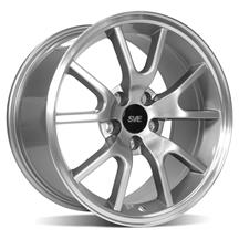 Mustang SVE FR500 Wheel - 17X9  - Anthracite (94-04)