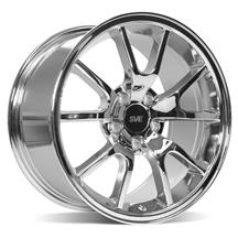 Mustang SVE FR500 Wheel - 17X9  - Chrome (94-04)