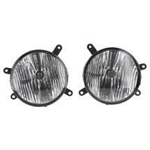 Mustang Fog Light Assembly Kit (05-09)