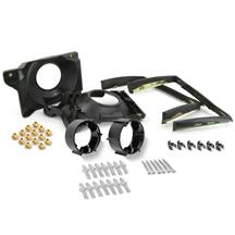 Mustang Headlight Finishing Kit (87-93)