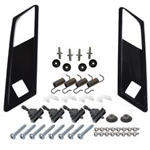 Mustang Headlight & Turn Signal Finishing Kit (79-86)