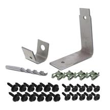 Mustang Instrument Bezel Repair Kit (87-93)