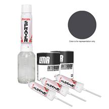 Mustang Interior Paint System  - SVO Gray (2 Pints) (84-86)
