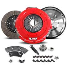 Mustang McLeod Clutch & SVE Billet Flywheel Kit (82-95)